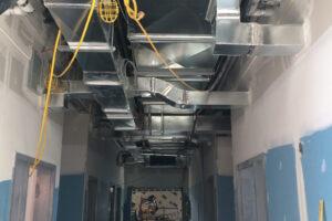 École Aupaluk distribution (Ventilation)