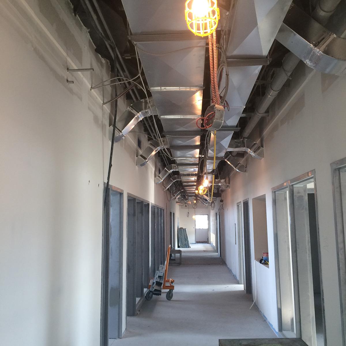 École Aupaluk distribution 2 (Ventilation-Ferblanterie)